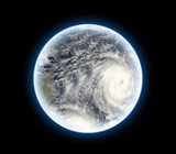Hurricane On Earth