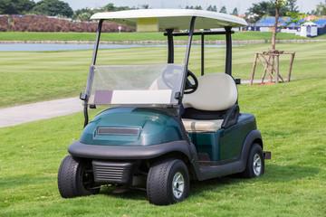 Golf cart or club car