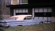 Pontiac 1960 Parisienne Parked In Front Of Home-Vintage 8mm film