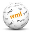 Kugel, WML, Wireless Markup Language, Seitenbeschreibungssprache