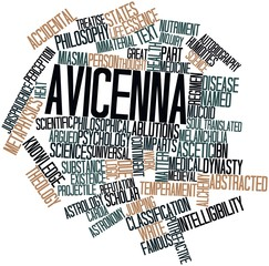 Word cloud for Avicenna