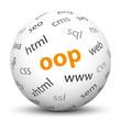 Kugel, OOP, ObjektOrientierte Programmierung, Software, Programm