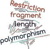 Word cloud for Restriction fragment length polymorphism