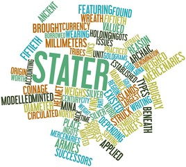 Word cloud for Stater