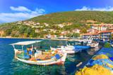 Fototapeta morze - lato - Wyspa