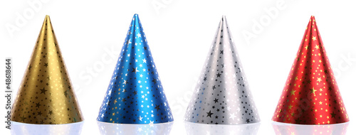 Party hats - 48618644
