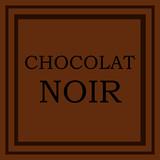WEB ART DESIGN CHOCOLATE SQUARE BAR CHOCOLAT CARRE 100
