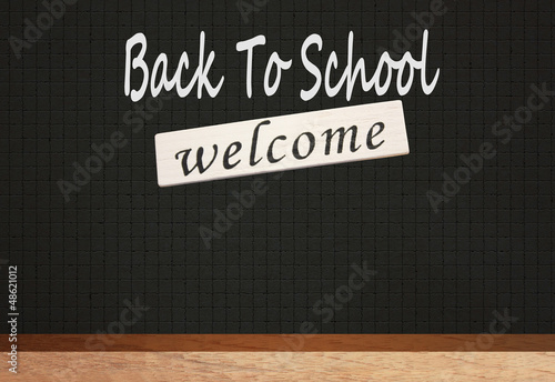 Back To School   - Cours d'Anglais