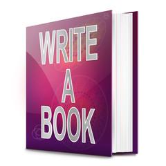 Writing a book.