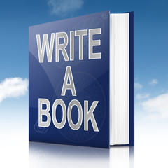 Writing a book.