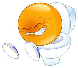 pooping emoticon