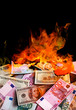The world is burning through money - Debt