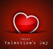 Elegant Valentine's Day background