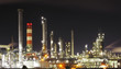 Oil refinery - petrochemical industry