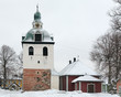 Tower of the Porvoo Cathedral, Finland