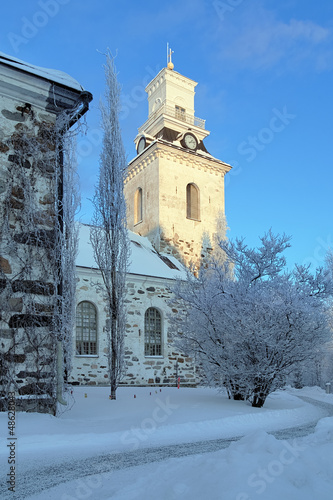 Kuopio Cathedral, Finland