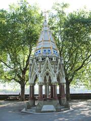 Slaves emancipation monument London