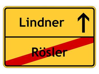 Rösler oder Lindner?
