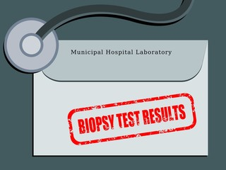 Breast cancer biopsy results