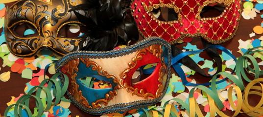 Tre maschere