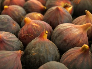 Figs on Market Stall