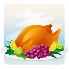 Roasted Chicken icon