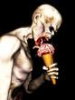 Zombie Brain Cream Cone 2