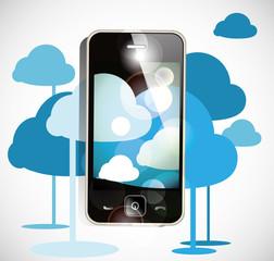 smartphone cloud computing