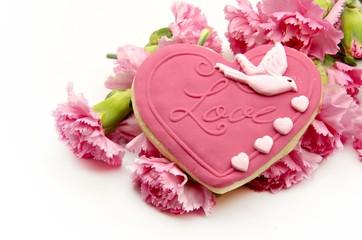 Galletas de San Valentin