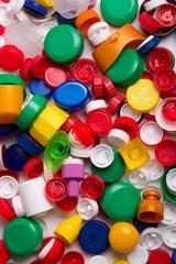 Tapones de plástico.