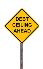 Caution - Debt Ceiling Ahead