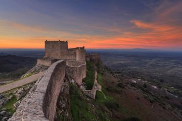 Castelo de Marvão, Alentejo