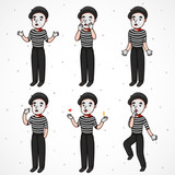 Mime (sad collection)