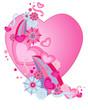 retro valentine
