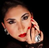 Luxury female
