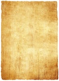 Fototapety old papyrus paper background texture