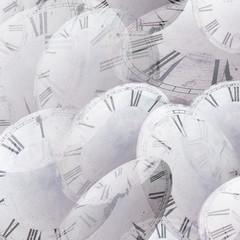 Relojes, paso del tiempo, fondo