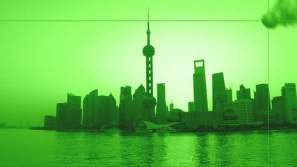 nightvision, comet hits shanghai