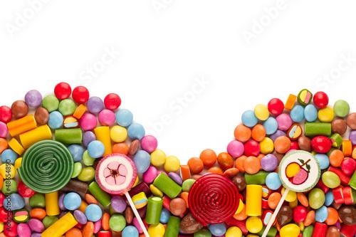 Aluminium Snoepjes sweets