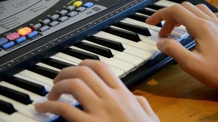 Keyboard spielen