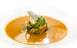 Суп из овощей и сыра