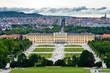 Schonnbrunn palace in Vienna