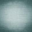 blauer Leinenstoff