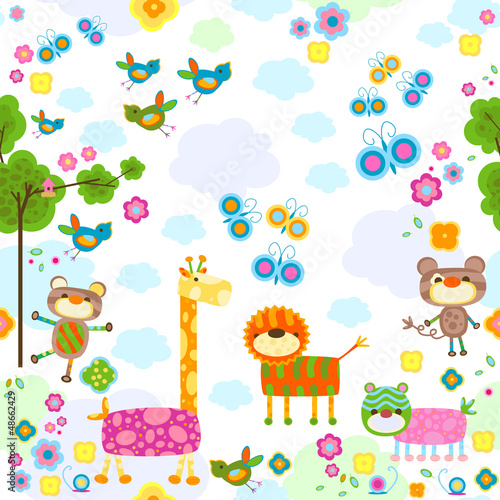 animals background