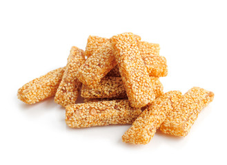 Yummy Sesame Sweets