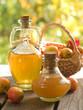 Apple cider or vinegar