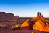 monument valley sun rocks