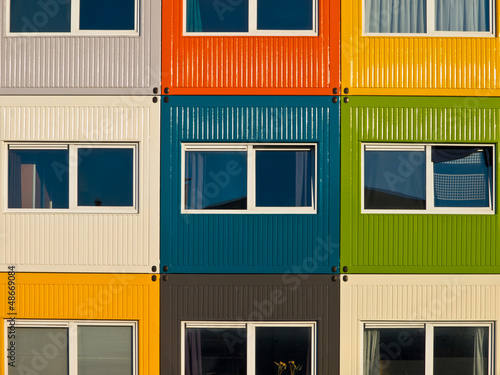 cargo container apartments
