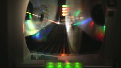 магнитофон CD