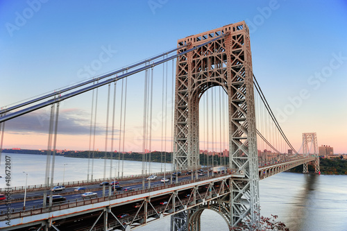 George Washington Bridge - 48672807
